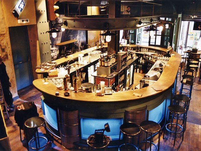 Cosmopolitain Café Lyon